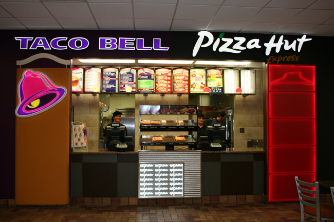 Taco Bell-Pizza Hut