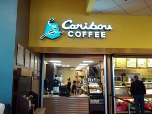 Kenly 95 Caribou Coffee